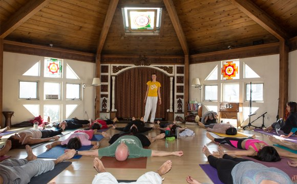 Sivananda Yoga Ranch Virginia