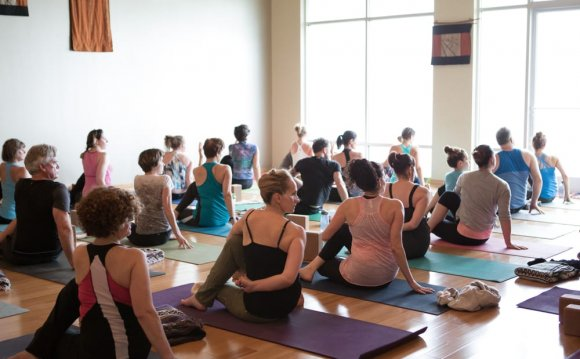 Community Yoga Virginia