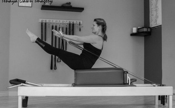 Authentic Pilates Studio Virginia