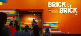 Museum of Science and Industry to host Summer Brick Party and MSI After Hours: Brick Bash events on Saturday in celebration of Lego Exhibit called Brick By Brick. |Virginia Barreda/ For the Sun-Times