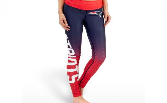 Patriots Yoga pants Virginia