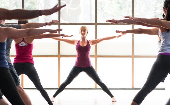 Yoga works Valencia Virginia