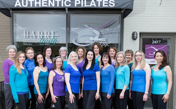 Studio Pilates Course Virginia