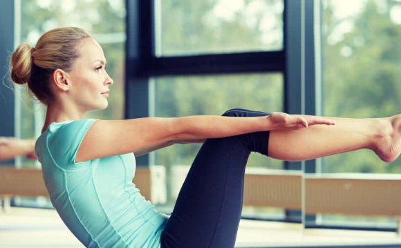 Pilates Reformer Arlington VA Virginia