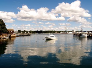 Portsmouth Harbor, NH