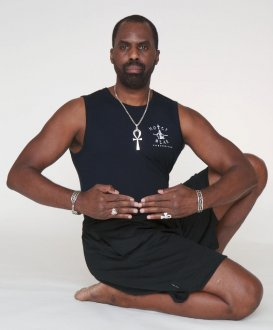 Pose of Immortality: Sacred Kemetic Yoga Posture