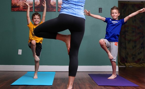 Power Yoga benefits Virginia