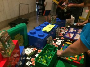 The Summer Brick Party will bring together several local vendors and organizations for a Lego-themed celebration. | Virginia Barreda/For the Sun-Times