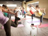 Core Power Yoga studio City Virginia