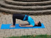 Grounding Yoga poses Virginia