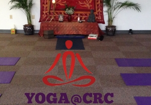 Visit YOGA@CRC to Relieve Your Workday Stress! Image
