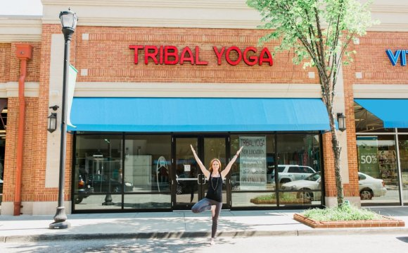 Yoga Tribe Schedule Virginia