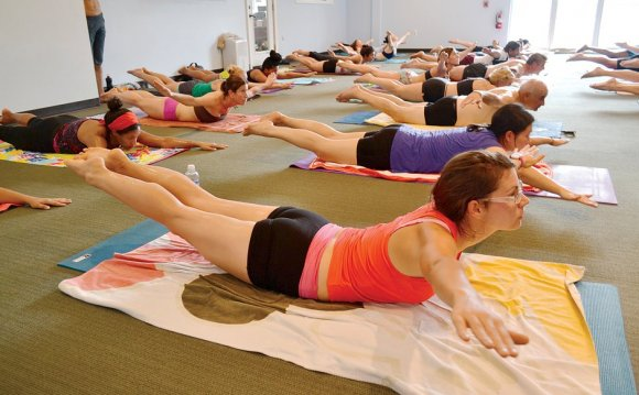 Bikram Yoga Annapolis Virginia