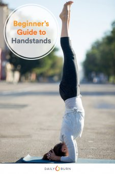 Yoga for Beginners: How to Do a Handstand