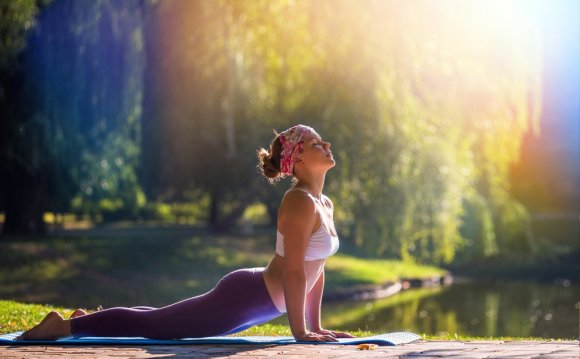 Yoga poses for Runners Virginia
